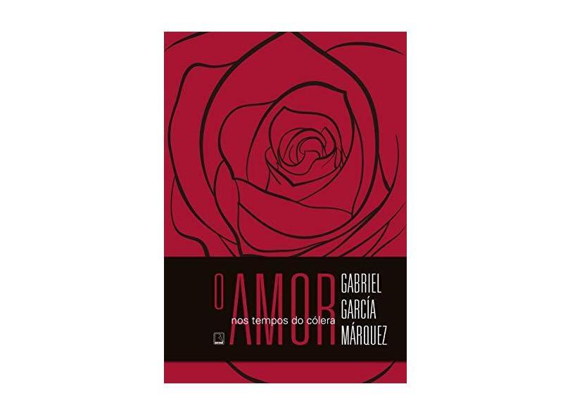 O Amor Nos Tempos do Cólera - Capa Dura - Márquez, Gabriel García; - 9788501108159