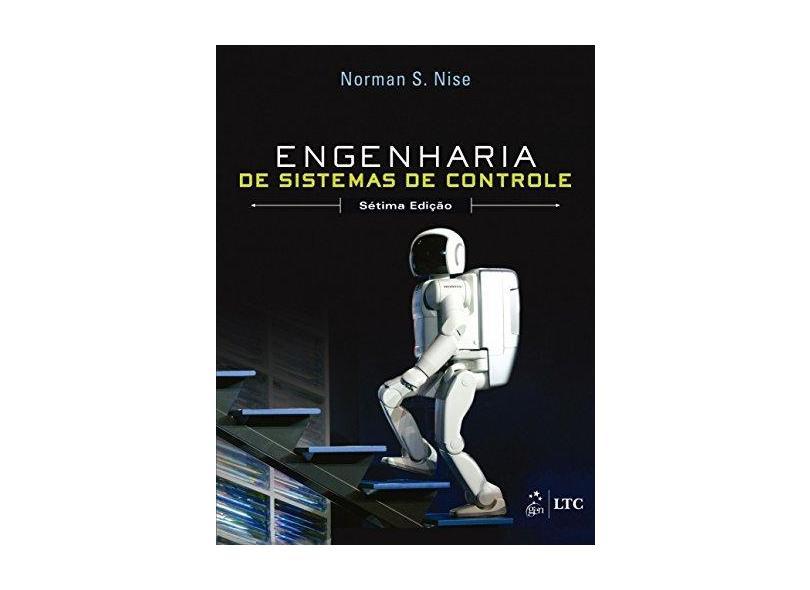 Engenharia de Sistemas de Controle - Norman S. Nise - 9788521634355