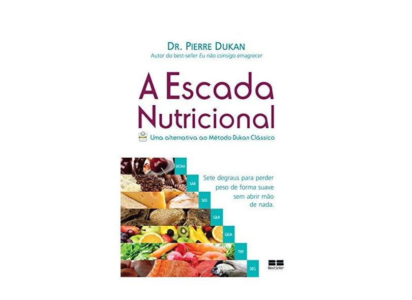 A Escada Nutricional - Capa Comum - 9788576848561