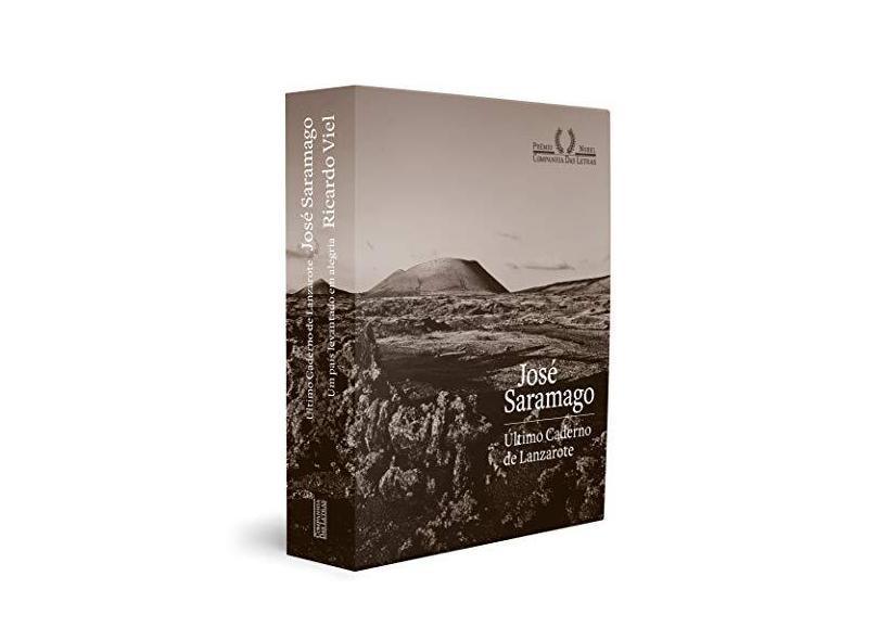 Caixa comemorativa – Vinte anos do Nobel de José Saramago: Último caderno de Lanzarote: O caderno do ano do Nobel e Um país levantado em alegria: ... do prêmio Nobel de literatura a José Saramago - José Saramago - 9788535931860