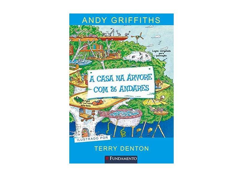 A Casa na Árvore Com 26 Andares - Griffiths, Andy - 9788539512447