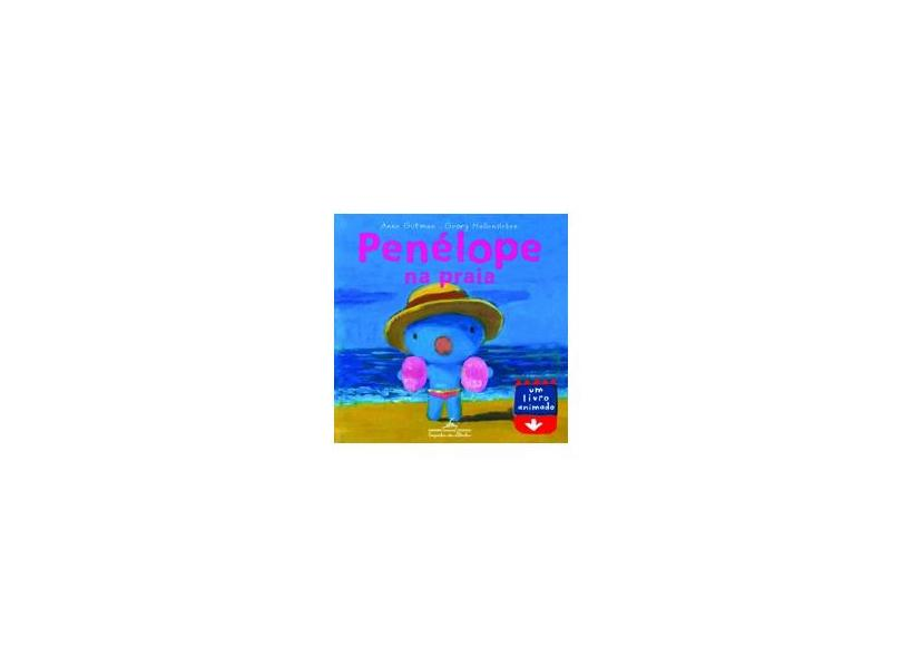 Penélope na Praia - Gutman, Anne - 9788574063096