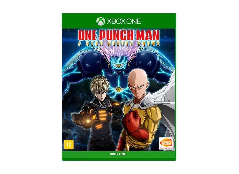 Jogo One Punch Man: A Hero Nobody Knows Xbox One Bandai Namco