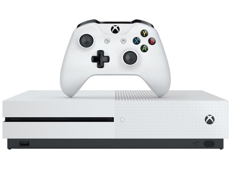 Console Xbox One S 1 TB Microsoft HDR 4K