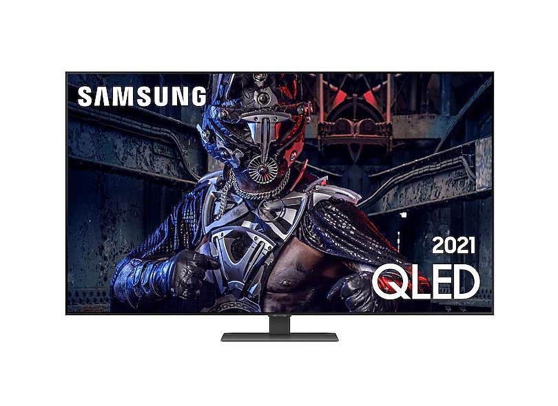 "Smart TV TV QLED 65 "" Samsung 4K HDR 65Q80A 4 HDMI"