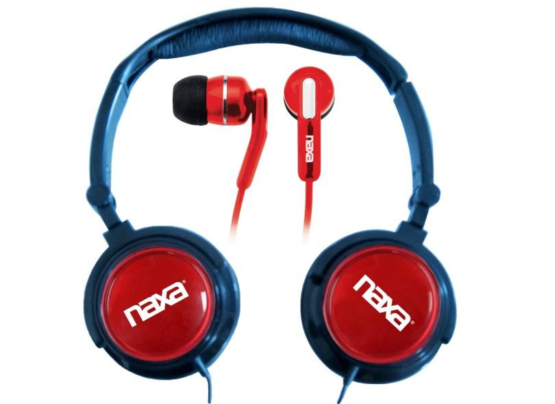 Headphone Naxa NE-926