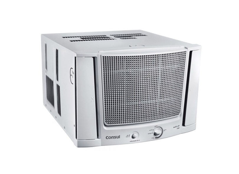 Ar Condicionado Janela / Parede Consul 7.500BTUs Frio CCF07