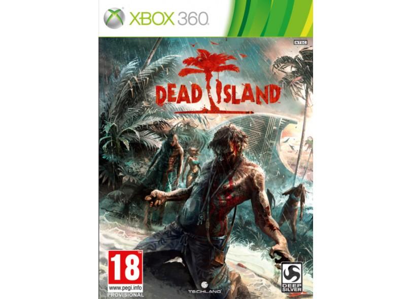Jogo Dead Island Square Enix Xbox 360