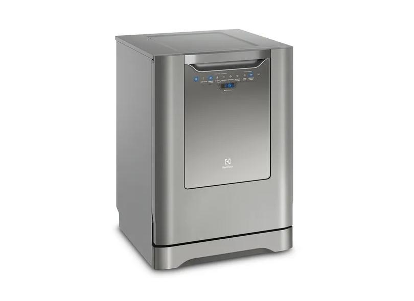 Lava-louças 14 Serviços Electrolux LV14X Inox