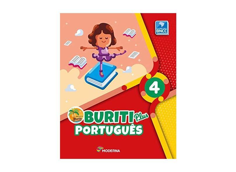 Buriti Plus Português 4 - Vários Autores - 9788516113179