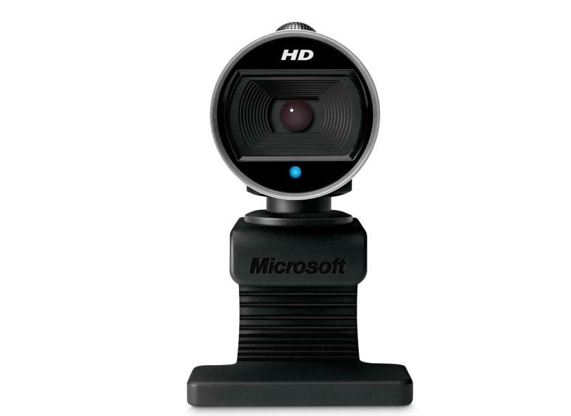 WebCam Microsoft LifeCam 2 MP Filma em HD H5D-00013