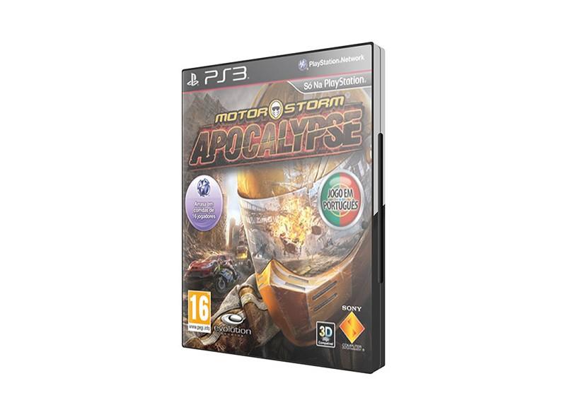 Jogo Motor Storm: Apocalypse Sony PlayStation 3
