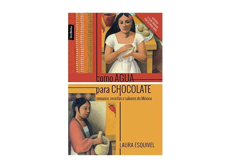Como Água Para Chocolate - Esquivel, Laura - 9788577994342
