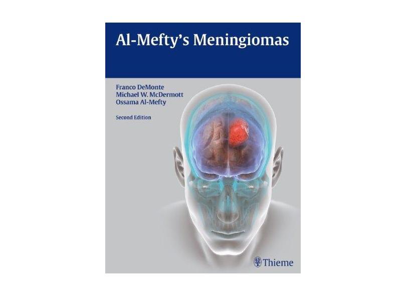 AL MEFTYS MENINGIOMAS C/DVD - Demonte, Mcdermott, Al-mefty - 9781604060539