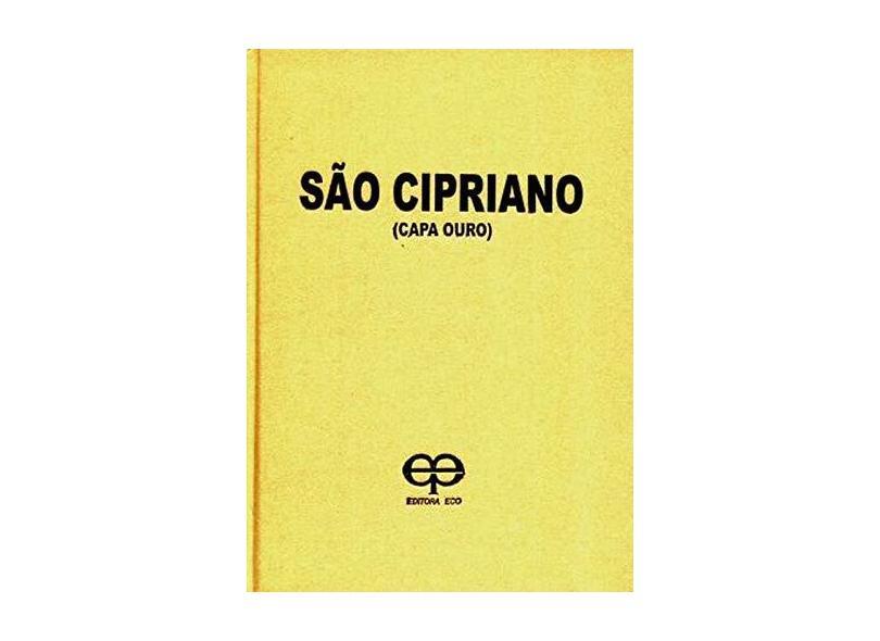 São Cipriano - Capa Ouro - Vários Autores - 9784004000006