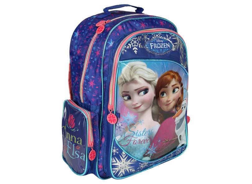 Mochila Escolar Dermiwil Disney Frozen G 37130