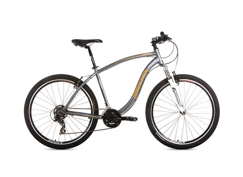 Bicicleta Houston 21 Marchas Aro 27.5 Suspensão Dianteira V-Brake HT70