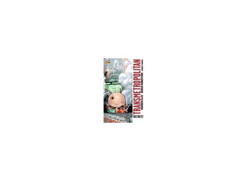 Transmetropolitan - Vol. 6 - Ramos, Rodney ; Robertson, Darick ; Warren Ellis - 9788583680420
