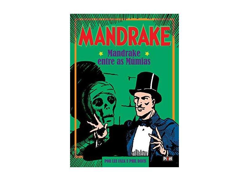 Mandrake Entre as Múmias - Capa Comum - 9788577488087