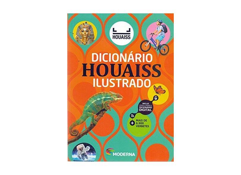 Dicionario Houaiss Ilustrado - Objetiva; - 9788516104825