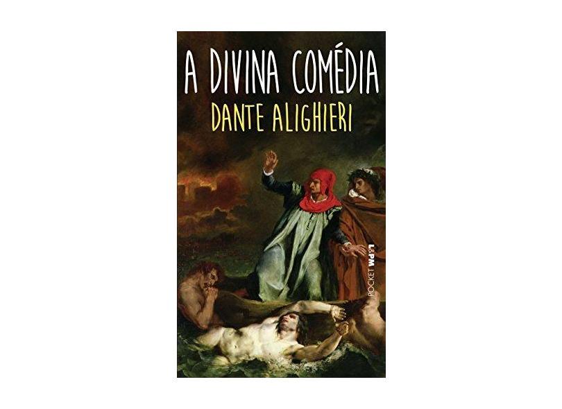 A Divina Comedia - Coleção L&PM Pocket - Dante Alighieri - 9788525433206