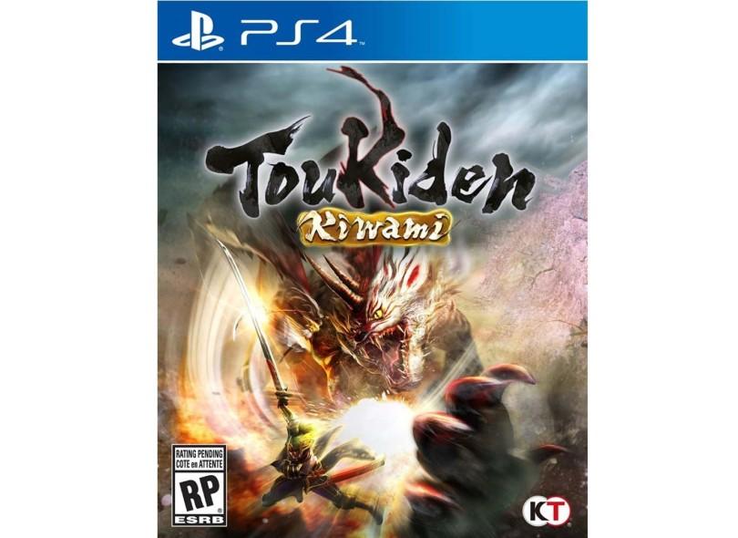 Jogo Toukiden PS4 Tecmo