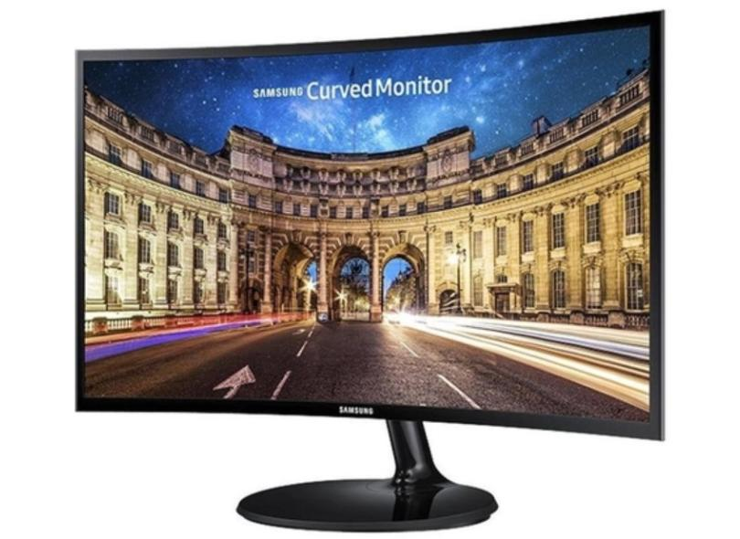 "Monitor VA 24 "" Samsung Full HD LC24F390FHLXZD"