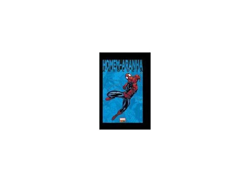 Homem-Aranha. Antologia - Stan Lee - 9788583682318
