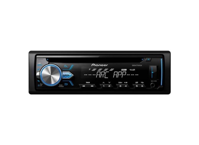 CD Player Automotivo Pioneer DEH-X1BR