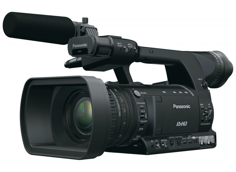 Filmadora Panasonic AG-AC160