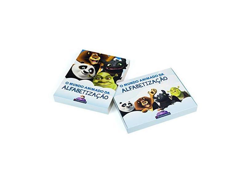 Mundo Animado da Alfabetização, O - Editora Fundamento - 9788539514267