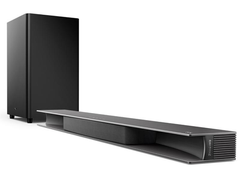 Home Theater Soundbar TCL 540 W 3.1 Canais 2 HDMI TS9030