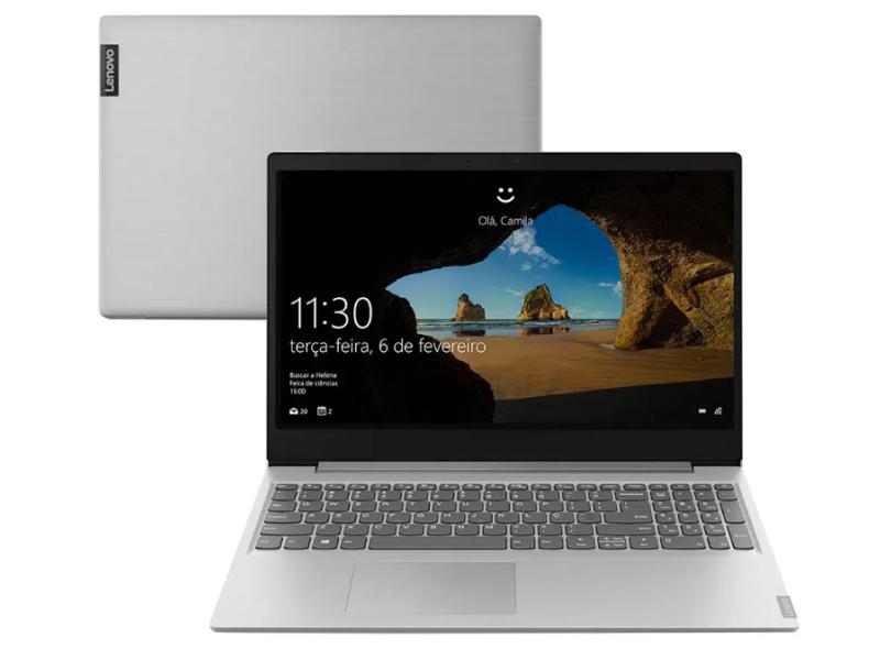 "Notebook Lenovo IdeaPad S145 AMD Ryzen 7 3700U 8.0 GB de RAM 512.0 GB 15.6 "" Full Windows 10 IdeaPad S145"