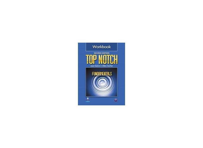 Top Notch. WorkBook - Capa Comum - 9780132469913