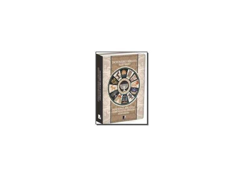 Dicionário Bíblico Ilustrado - Rubinho Pirola - 9788580642018