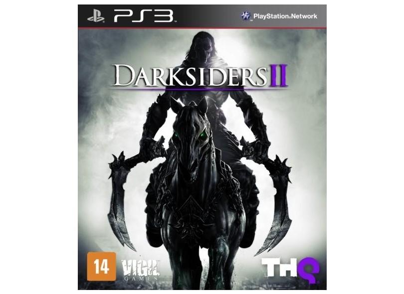 Jogo Darksiders 2 THQ PlayStation 3