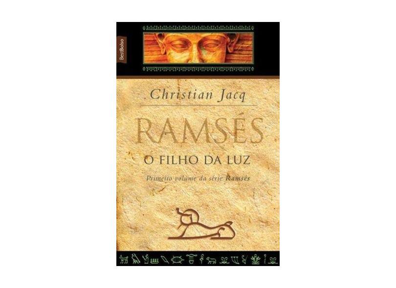 Ramsés - O Filho da Luz - Vol. I - Ed. De Bolso - Jacq, Christian - 9788577990061