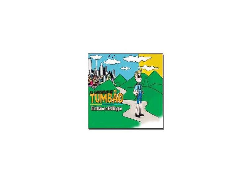 Tumbão e o Estilingue - Paulo Rocha - 9788556970428