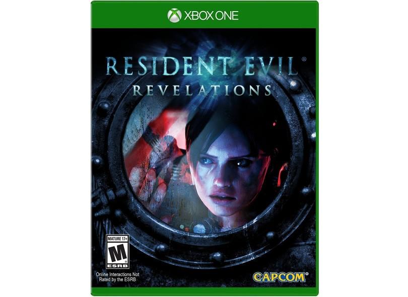 Jogo Resident Evil Revelations Xbox One Capcom
