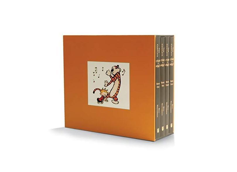 Box Set - The Complete Calvin and Hobbes - Bill Watterson - 9781449433253