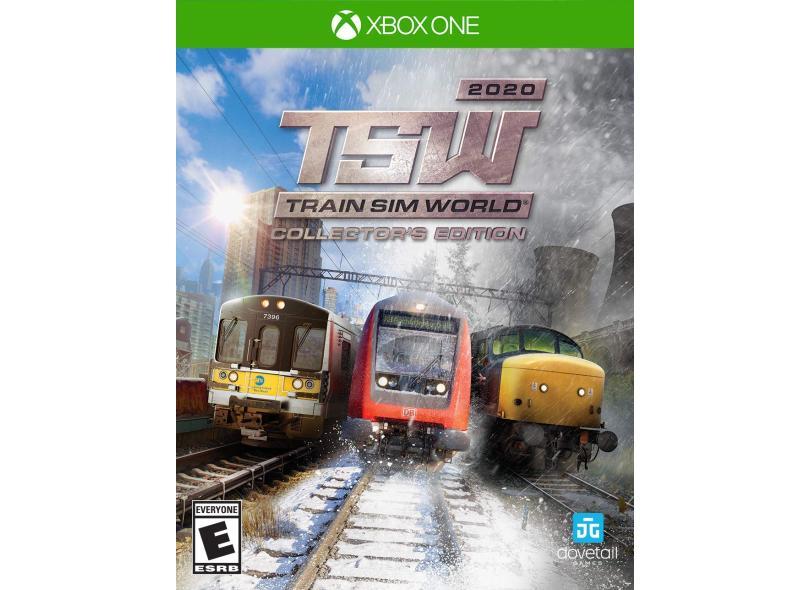 Jogo Train Sim World Xbox One Dovetail