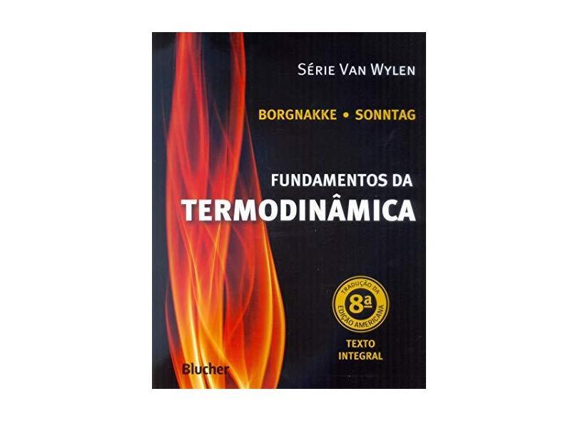 Fundamentos da Termodinâmica - Claus Borgnakke - 9788521212805