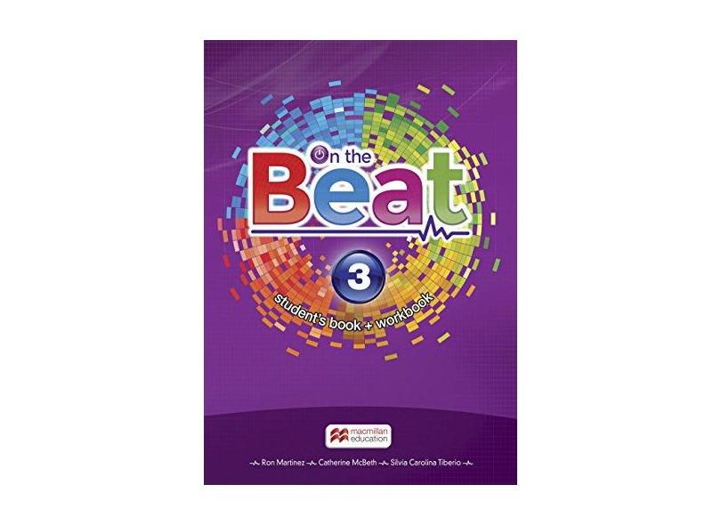 On The Beat 3 - Student's Book + Workbook - Ron Martinez; - 9788551100073