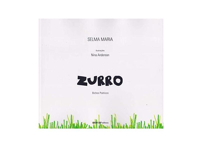 Zurro - Maria,selma - 9788550408682