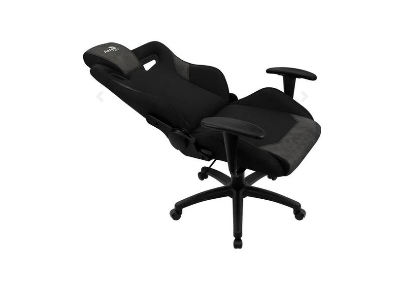 Cadeira Gamer Reclinável Count Iron Black AeroCool