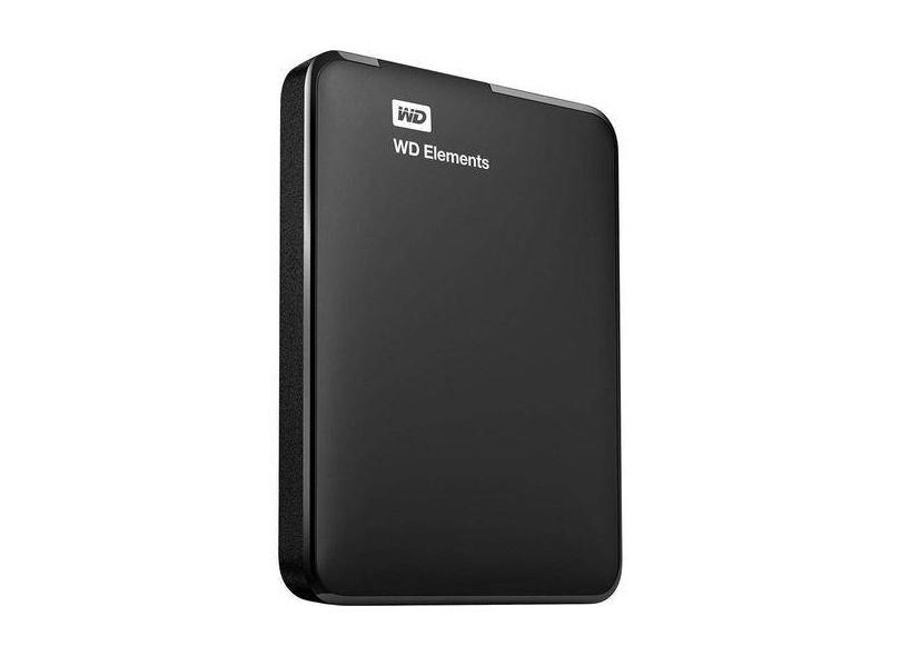 HD Externo Portátil Western Digital Elements WDBU6Y0020BBK 2048 GB