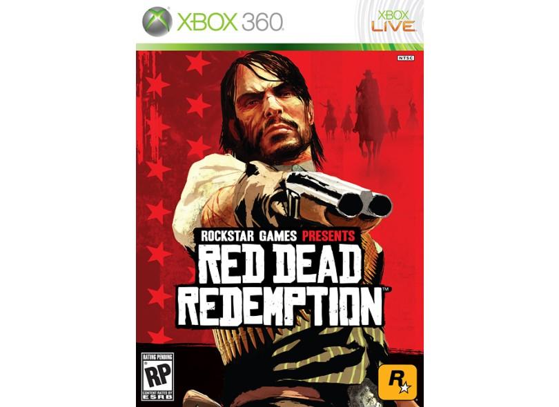 Jogo Red Dead Redemption Rockstar Xbox 360