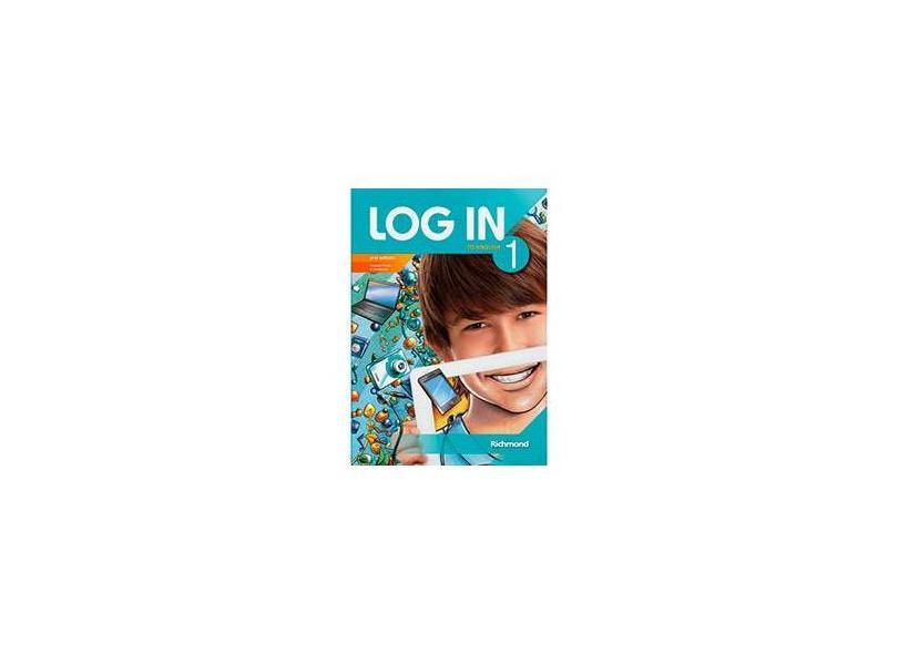 Log In To English 1 - Edições Educativas Da Editora Moderna - 9788516089559