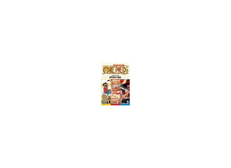 One Piece, Volumes 1-3: East Blue - Capa Comum - 9781421536255