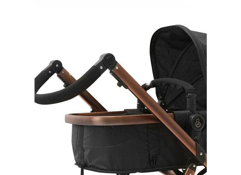 Carrinho de Bebê Travel System Galzerano Tessy 1045